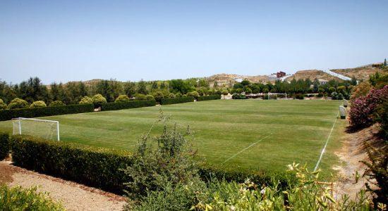 Campo de futbol – Cañadas del Parque